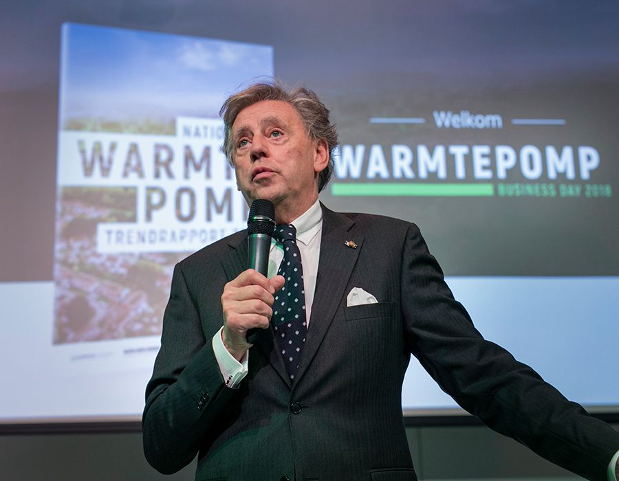 Warmtepomp Business Day